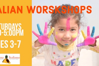 Workshops (Ages 3-7)